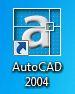 Acad2004-ahortcut