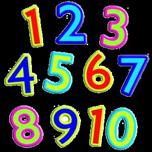 brojevi do 10